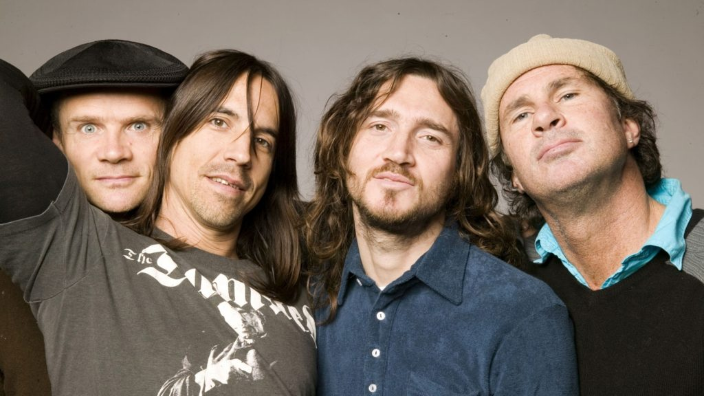 It is the genius of this line-up that I think really created the Chili Peppers brand. Flea, Anthony, John Frusciante and Chad created five amazing albums together.